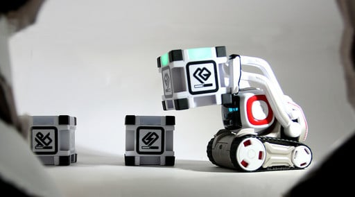 The Popular Cozmo Robot is Near its All-Time Low