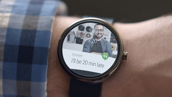 Android Wear Is Conceptually Flawed