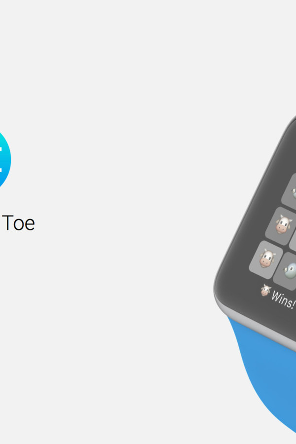 Emoji Tac Toe is a Quick Fix Game on the Apple Watch